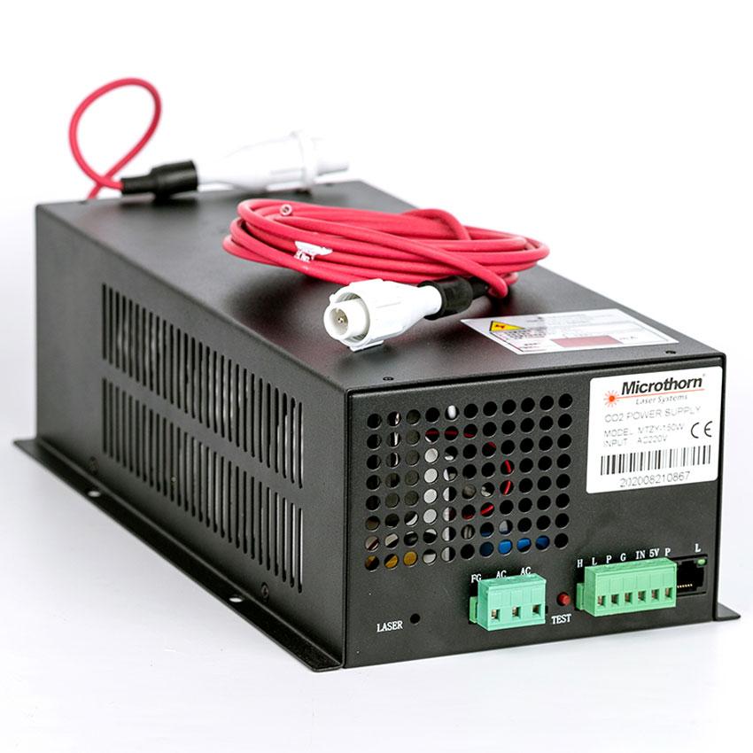 مزود الطاقة 0133 Veci 100W CO2 ، لآلة قطع النقش بالليزر CO2