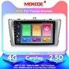 Mekede – lecteur multimédia de voiture pour Toyota T27 Avensis 10.0 – 2009 autoradio avec DSP carplay wifi BT gps Android 2014
