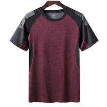 Quick Dry Sport T Shirt Mens 2020 Summer Casual Cotton Short Sleeves Women T Shirt Oversized 5XL 6XL Top Tees GYM Tshirt Clothes