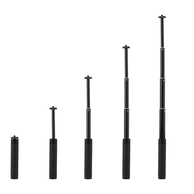 De extensión para el Iphone 11 Rod poste de escalable titular del teléfono se telescópico auto-temporizador Cam de OSMO