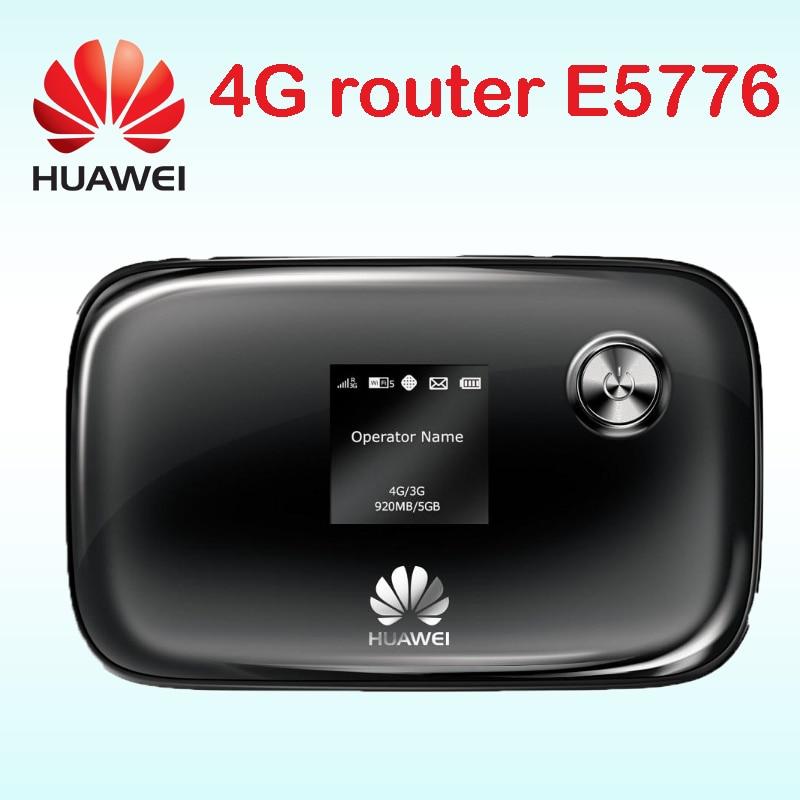 Desbloqueado huawei e5776 mifi 4g lte router E5776s-32 lte 3g 4g Wifi Router 4g dongle Mobile Hotspot 4g lte mifi 4g router sim