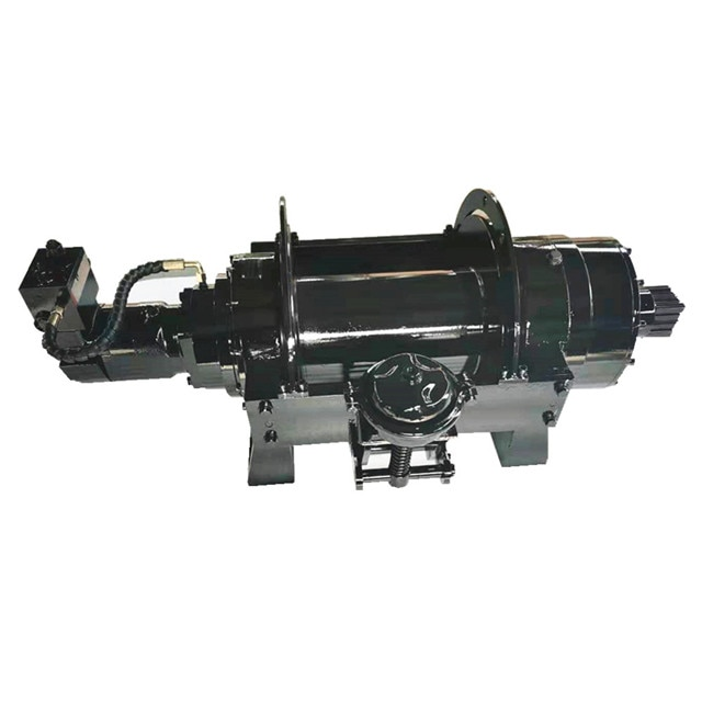 15ton Capstan Cable Pulling Machine Hydraulic Winch Prices enlarge