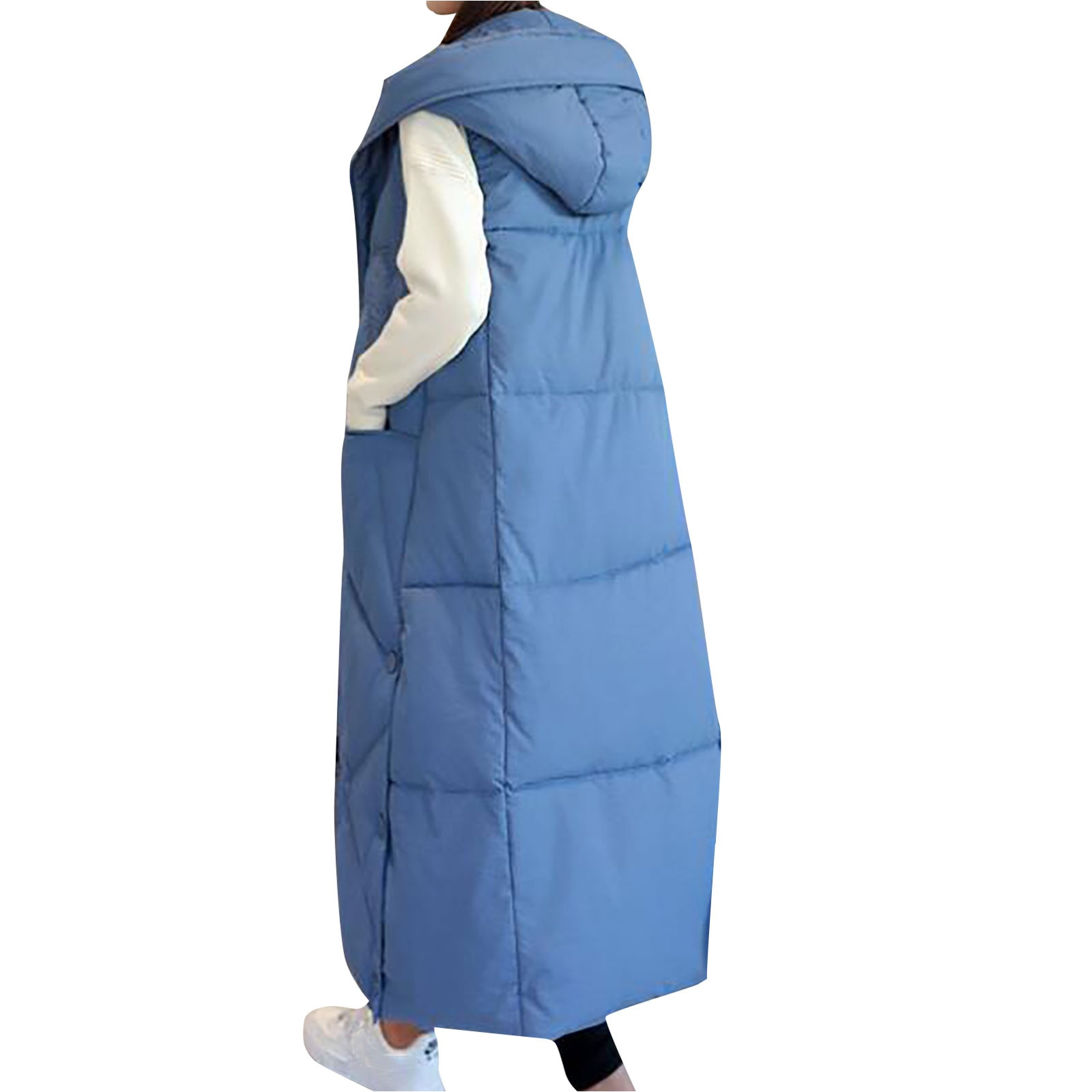 معطف شتوي نسائي ، جاكيت سميك ، سترة تحافظ على الدفء ، فضفاض ، غير رسمي ، لون عادي ، 2021 # F4