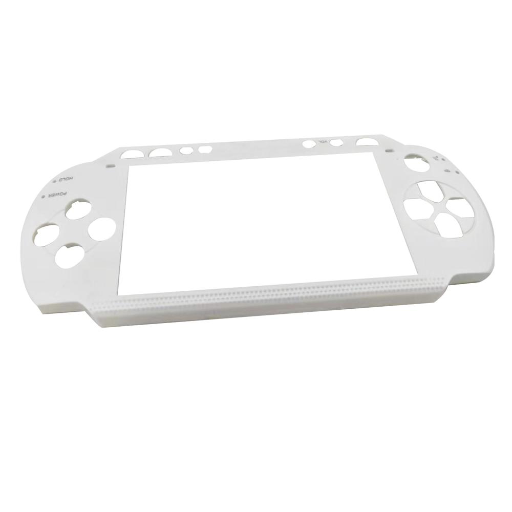 Carcasa de alta calidad, cubierta frontal, funda, carcasa, reemplazo para consola PSP 1000