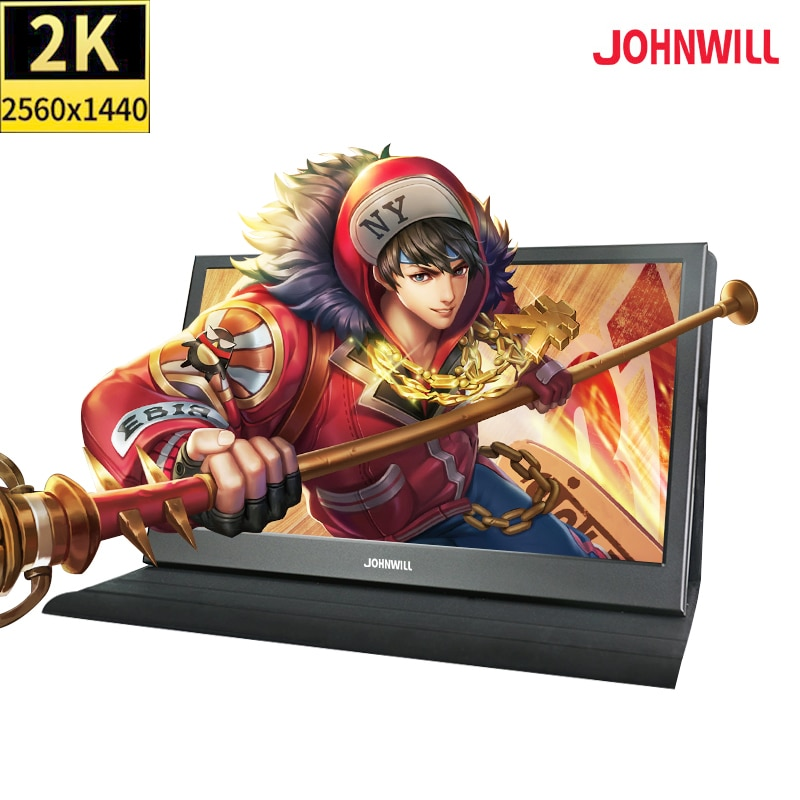 13.3 inch 2K touch screen Portable Computer gaming Monitor PC HDMI PS3 PS4 Xbo x360 IPS LCD Display Monitor for Raspberry Pi 13 3 inch portable computer monitor pc 2k 2560x1440 hdmi ps3 ps4 xbo x360 ips lcd led display for raspberry pi wins 7 8 10 case