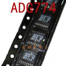 20 PIÈCES ~ 100 PCS/LOT ADG774ABRQZ ADG774 TSSOP-16 100% marque nouveau original