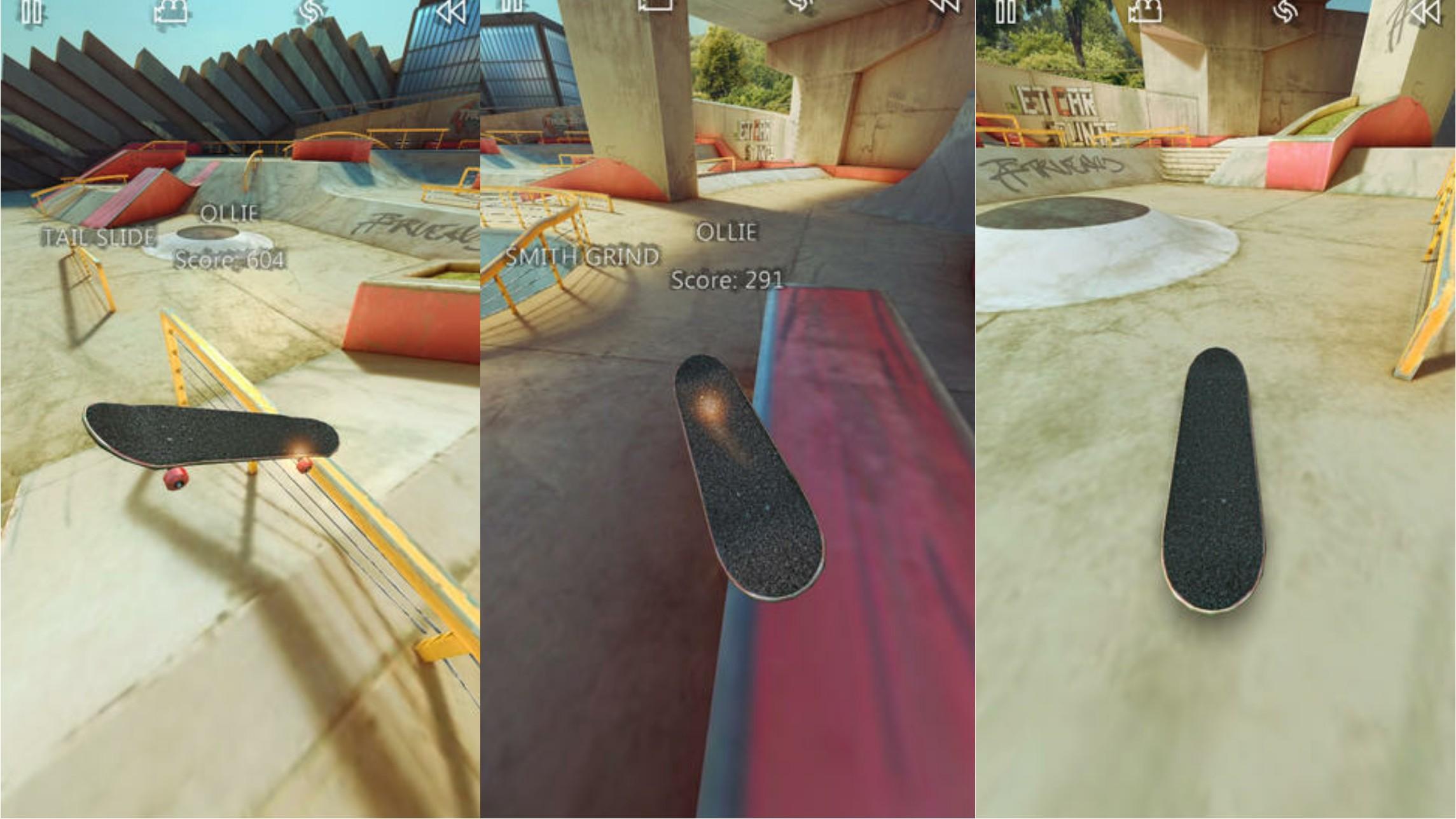 【游戏】模拟真实滑板的好玩手游