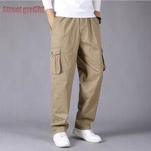 מכנסיים מטען מכנסיים לגברים 2021 חדש למותג גברים של בגדי ספורט מכנסיים בסגנון צבאי גברים מכנסיים גברים של גברים של מכנסיים