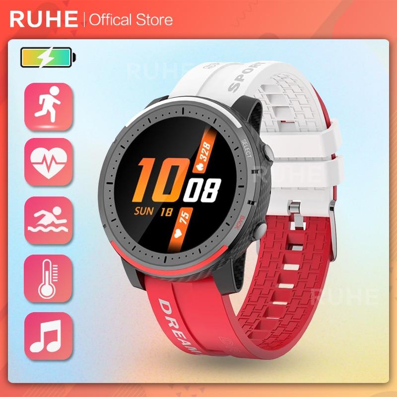 Fashion Sport Smart Watch LV69 Bluetooth Call Smart Bracelet Musical GPS Multifunction Health Bracelet Temperature Watch