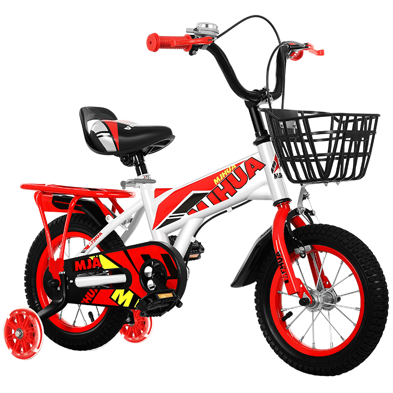 New arrivel Children's bicycles  good quality baby cycling 2-4-6 years old boys 12inch sport bike stroller