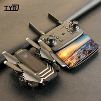 Квадрокоптер TYRC LS11 Pro с HD-камерой 4K, Wi-Fi, FPV и режимом удержания высоты