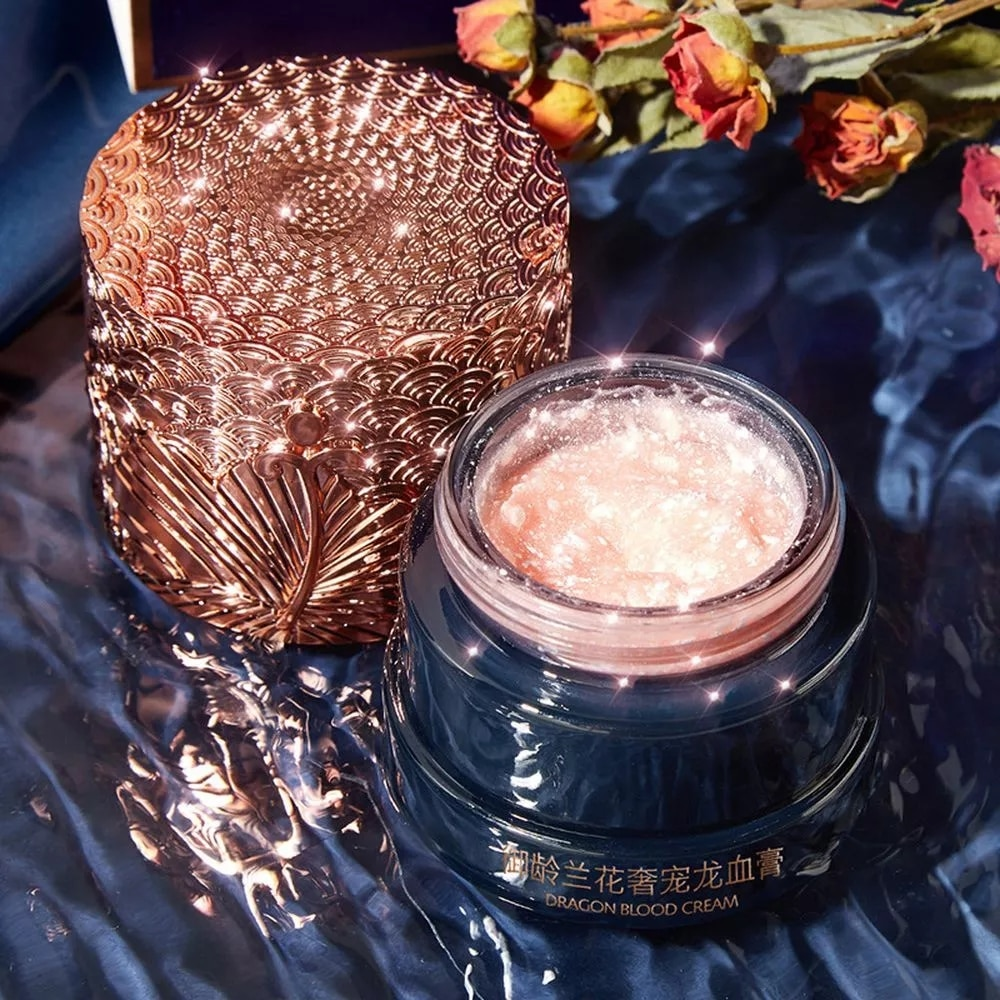 Dragon Blood Cream Essence Lady Face Cream Moisturizing Anti Aging Wrinkle Whitening Day Cream For Face Skin Care Serum недорого