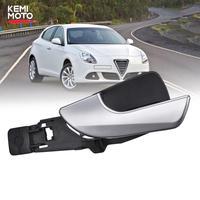 Car Interior Door Handle For Alfa Romeo Giulietta 156092167 156092165 Internal Handle 156092161 156092157 Front Left Right Side