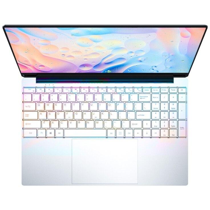 Ordenador portátil de 14,1 pulgadas, notebook de negocios para juegos, con núcleo...