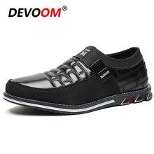 Mode Leder Männer Casual Schuhe Marke 2020 Herren Loafer Mokassins Atmungs Slip auf Schwarz Driving Schuhe Männer Plus Größe 39-48