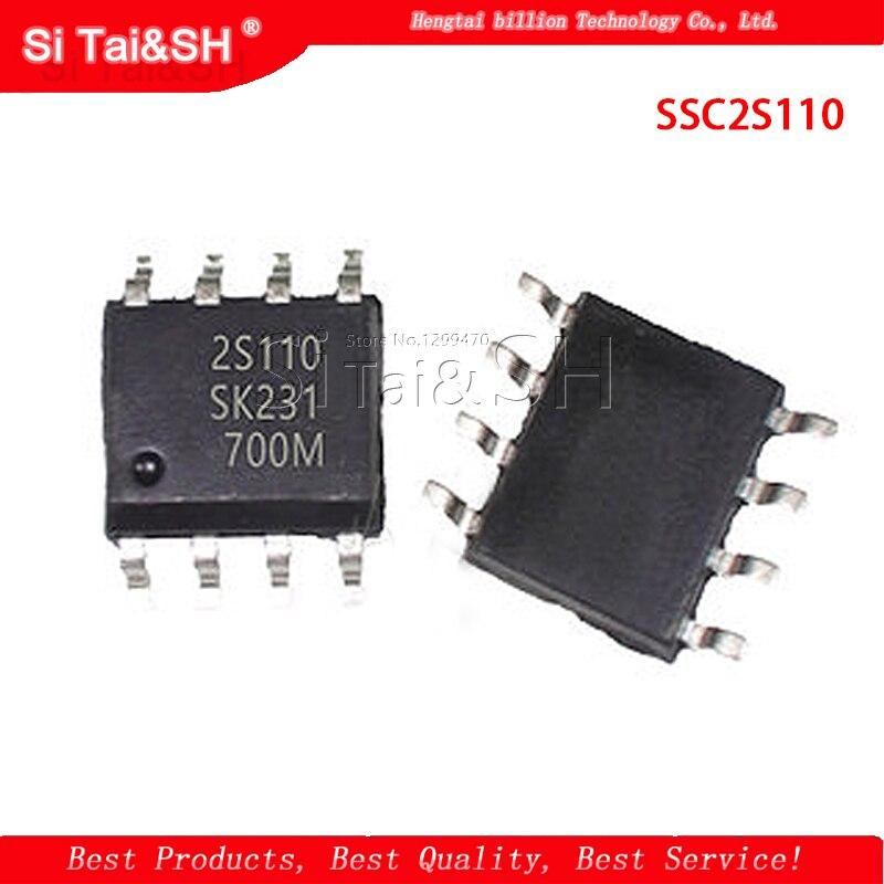 1 шт./лот SSC2S110-TL 2S110 SSC2S110 SOP8 Электроника Оригинал в наличии IC