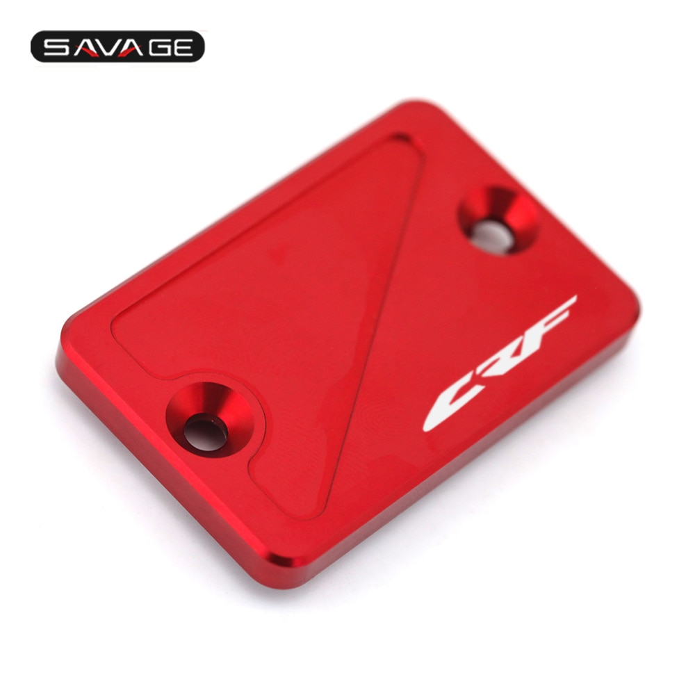 Front Brake Reservoir Cover For HONDA CRF 250M 250L/Rally 2013-2020 CRF250L CRF250M Motorcycle Accessories Oil Fluid Cap CNC