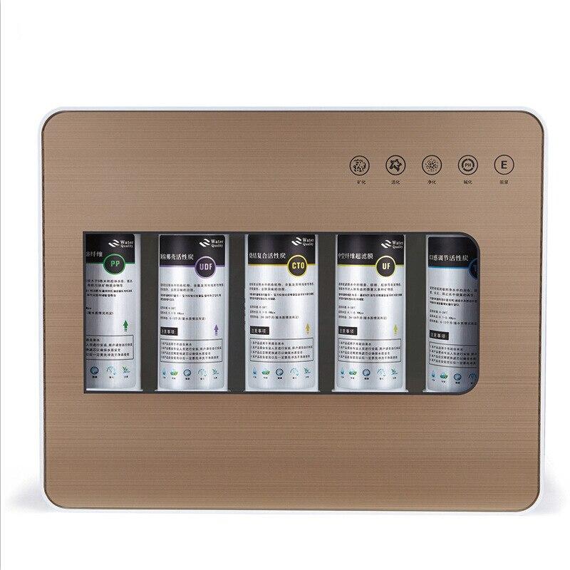 Purificador de agua para el hogar filtro de agua purificador de agua
