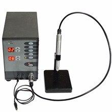Machine automatique de soudure automatique de larc 22V dargon de contact de NC de Machine de soudure par points dacier inoxydable de puissance élevée