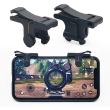 Mobile Gaming Trigger For PUBG Mobile Gamepad Fire Button Aim Key L1 R1 Shooter Pubg Controller Pubg