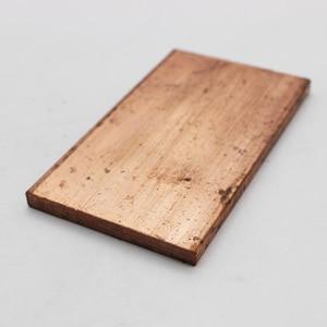 5x10x100mm Pure Copper Flat Bar