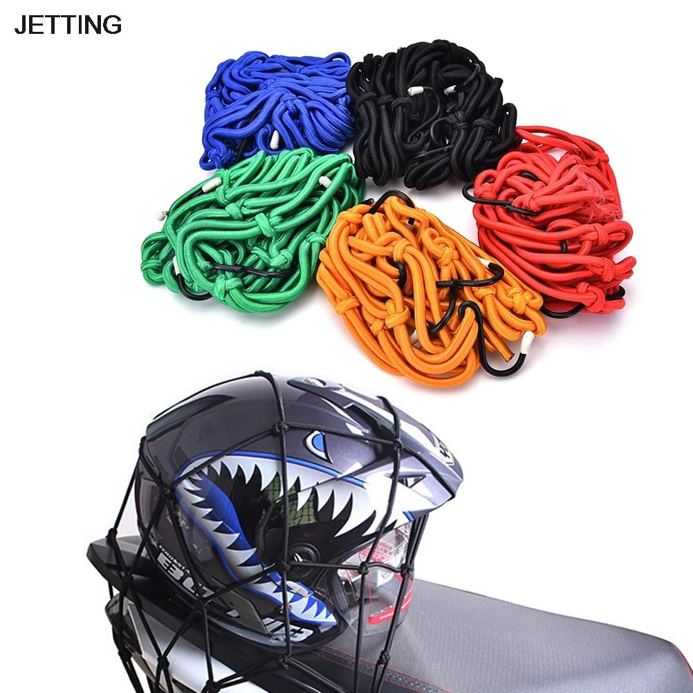Moto helmet holder