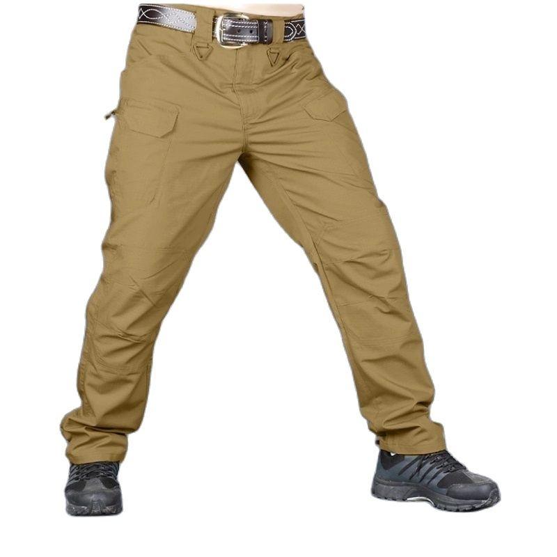 S/S мужские брюки IX9 хаки брюки-карго