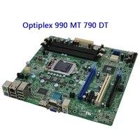 2VM2Y HY9JP NW0GM T81FW Q67 Original Verwendet Motherboard Fur Dell Optiplex 990 MT 790 DT DP N  02VM2Y HY9JP NW0GM T81FW