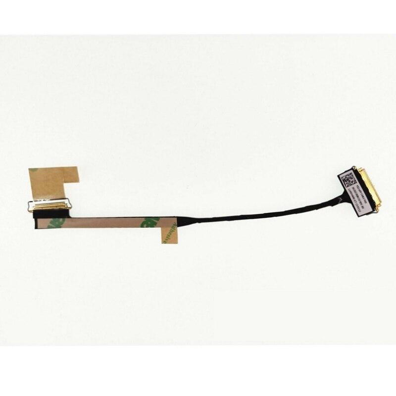 FOR Lenovo ThinkPad X1 Carbon 6th Lcd Cable Lvds FHD WQHD Screen 01YR427 01YR429