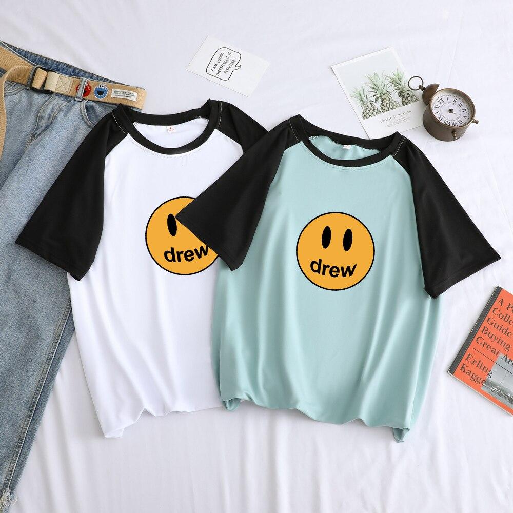 Мужская футболка, уличная мода, хип-хоп, смешная, милая, с принтом, разные цвета, топы, футболка