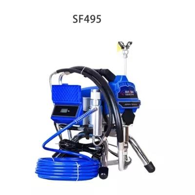 مكبس كهربائي عالي الضغط 220 فولت 50 هرتز ، أداة رش لاتكس ، للطلاء والطلاء 495 و 595