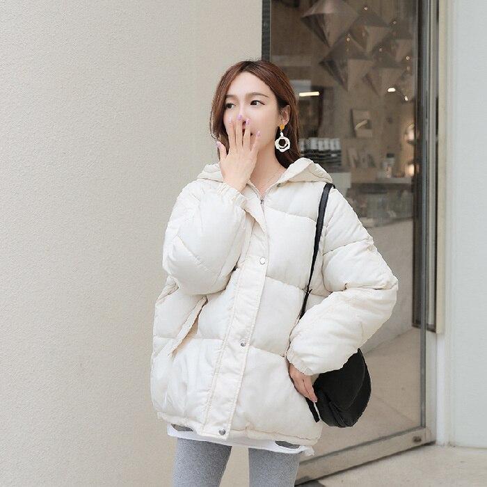 Одежда из 2020 хлопка Женская зимняя 2020 короткая Корейская свободная Студенческая одежда из хлопка ins трендовая одежда хлеб