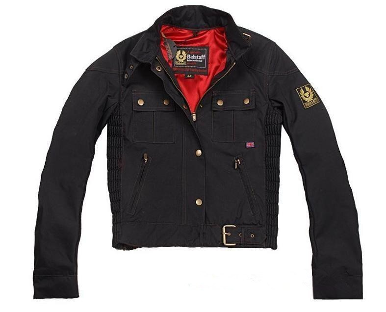 2020 New Bomber Jacket for Men Veste Tourist Trophy Wax  Jacket Men Kurtka Turystyczna Giubbotti Cerati Moto Coat