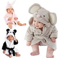 Горячая Распродажа детские пижамы для косплея, Детский комбинезон с капюшоном и рисунком кролика, банный халат, купальный костюм, одеяло, ба...