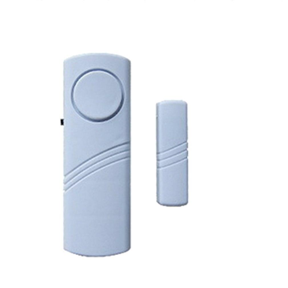 Alarme de sécurité sans fil pour porte et fenêtre, carillon douverture de porte à déclenchement magnétique pour la sécurité de la maison