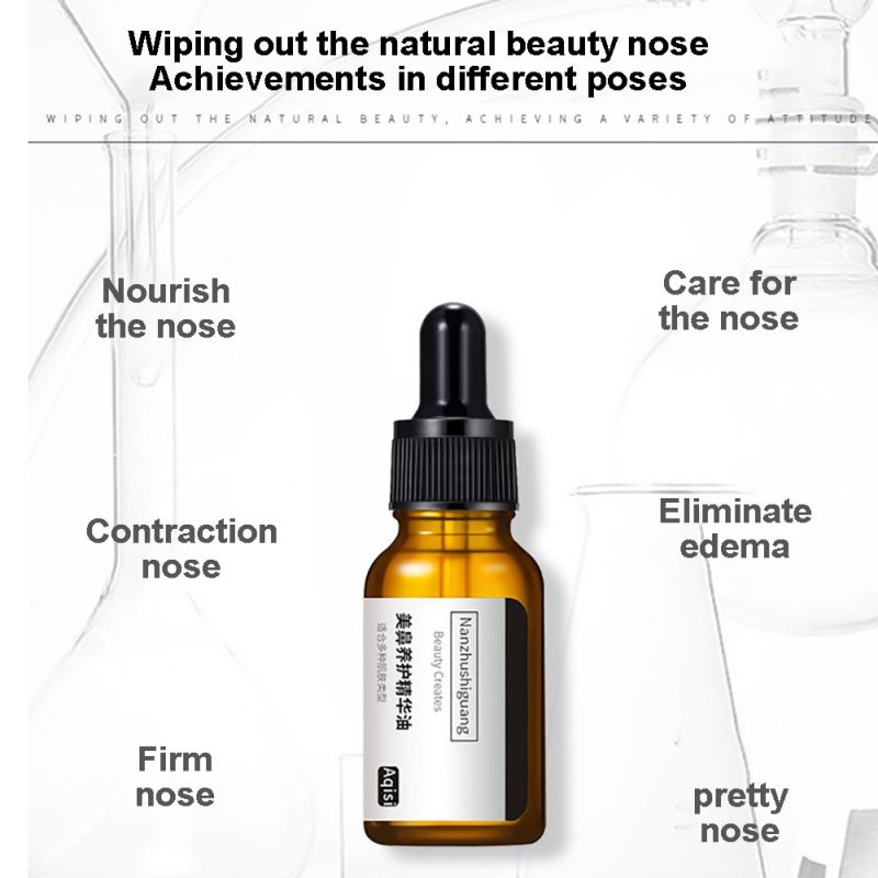 Nose Lifting Oil Moisturizing Firming Skin Lifting-Up Firming Nose Nasal Repair Essential Oil