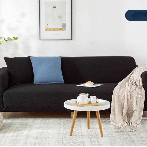 Waterproof Elastic Sofa Cover Soft Removable Nordic Universal Four Seasons Sofa Cover Luxury Copri Divano Home Textile DG50SC