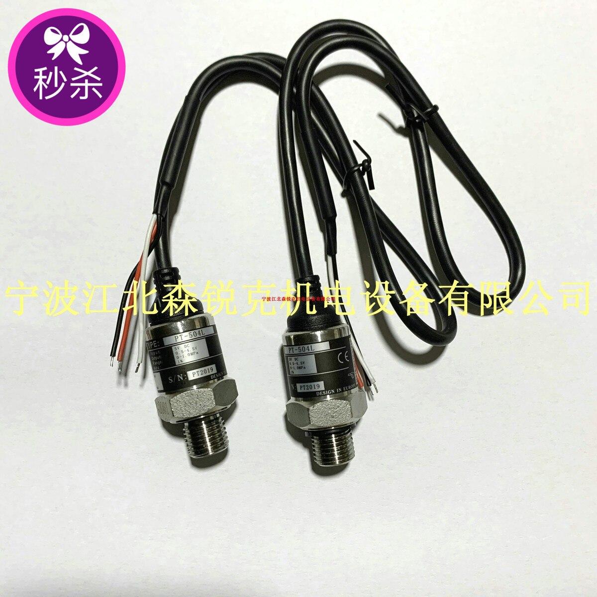 خاص استشعار الضغط ل متغير تردد المياه مضخة الضغط المستمر إمدادات المياه SP100Ceramic الارسال PT-504L