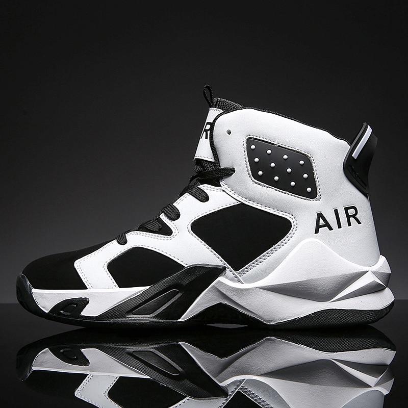 Nuevo moda de alta calidad de malla transpirable de Deporte Zapatos de los hombres zapatos de tenis hombre estabilidad Atlético aire cojín zapatillas hombres zapatillas