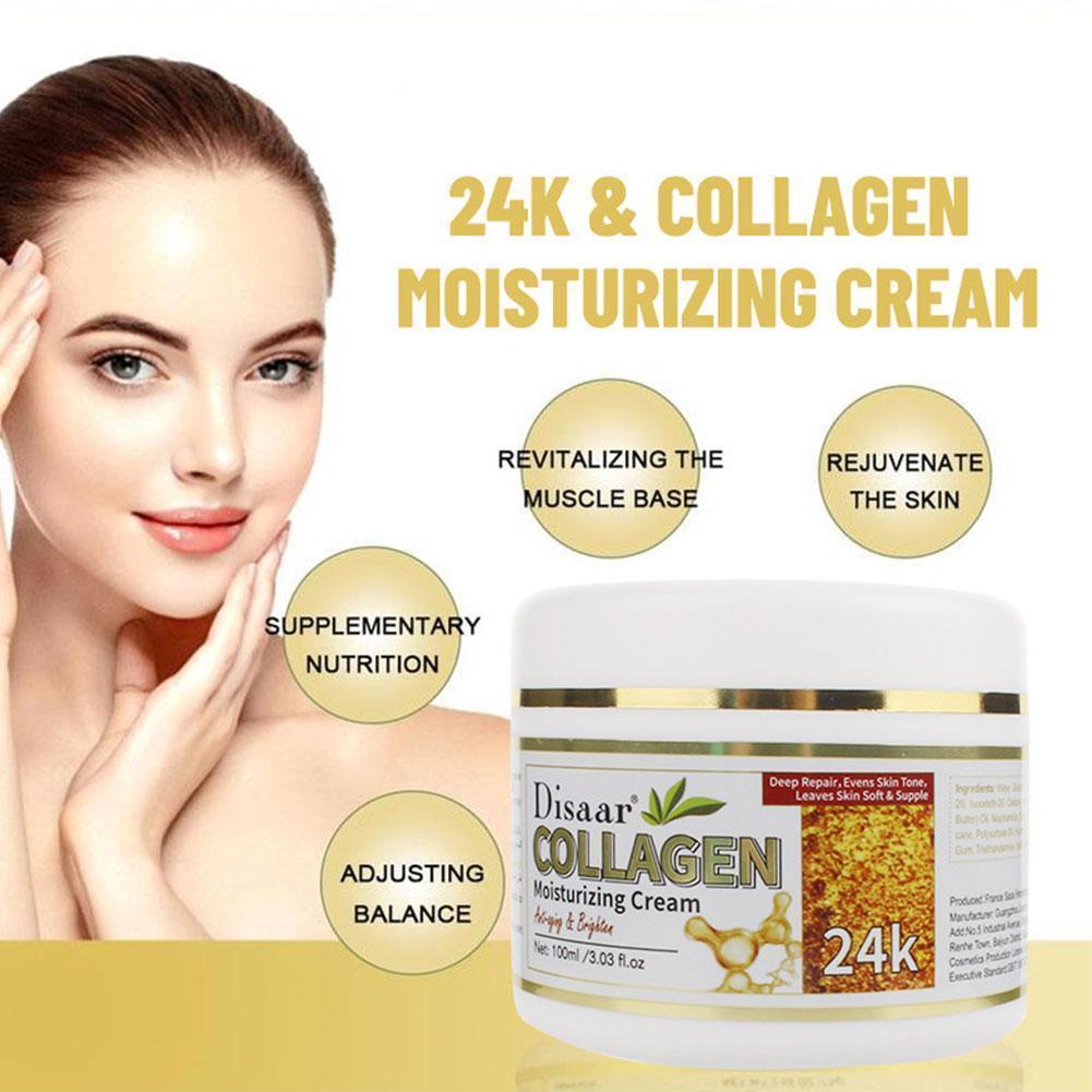 100g ácido hialurônico e creme de colágeno ilumina a loção corporal e o corpo da pele hidratando todo o cuidado hidratante moisturi e1q9