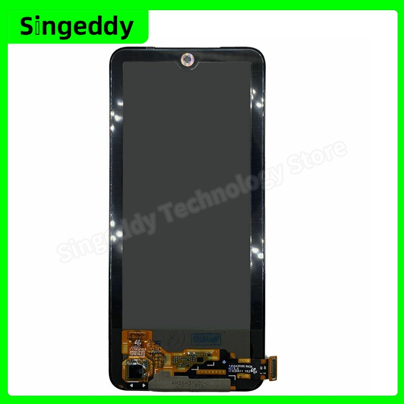 For Xiaomi Redmi Note 10S LCD Display Touch Screen Digitizer Assembly Replacement Parts With Repair Tools 6.43 Inch 1080x2400 enlarge