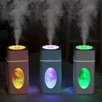 Humidificateur dair de voiture 260ml  diffuseur dhuile essentielle et darome  desodorisant  aromatherapie  fabricant de brume domestique kbaybo