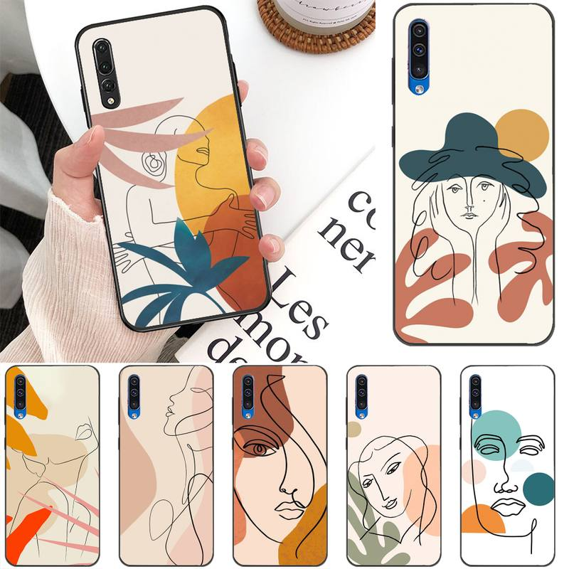 Art Painting Phone Case For Xiaomi Mi 10 5 6 A2 A2lite A1 9 9SE 8Lite 8explorer Pocophone F1 Fundas