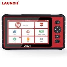 LAUNCH CRP909 OBD2 сканер для всех систем диагностики ABS DPF Сброс сервиса ODB автомобильный считыватель кодов автомобильный диагностический инструмент