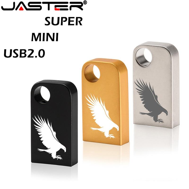 JASTER Mini Pen Drive 32Gb 64 Gb Usb 2,0 флешка Pendrive Usb...