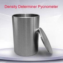 Nouveauté 100cc/ml revêtement spécifique gravité tasse densité détermineur pycnomètre livraison gratuite