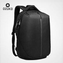 OZUKO Anti-vol ordinateur portable sac à dos USB charge sac décole hommes 15.6 sacs à dos étanche pour adolescent mode mâle Mochila voyage