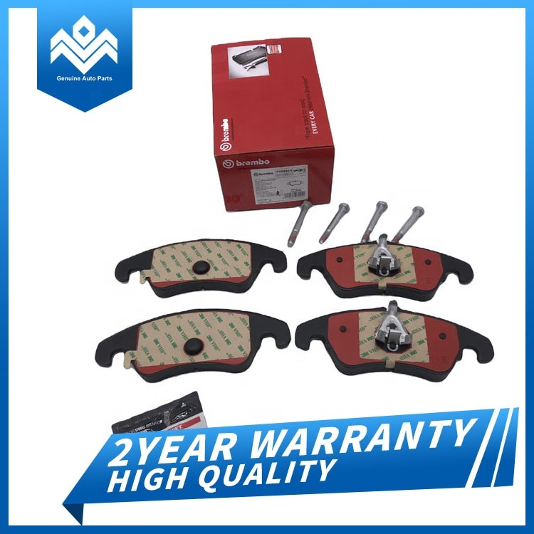Front Brake Pads For Audi A4 A5 A6 Quattro Q5 S4 S5  B8 (P85098N) 8K0698151D enlarge