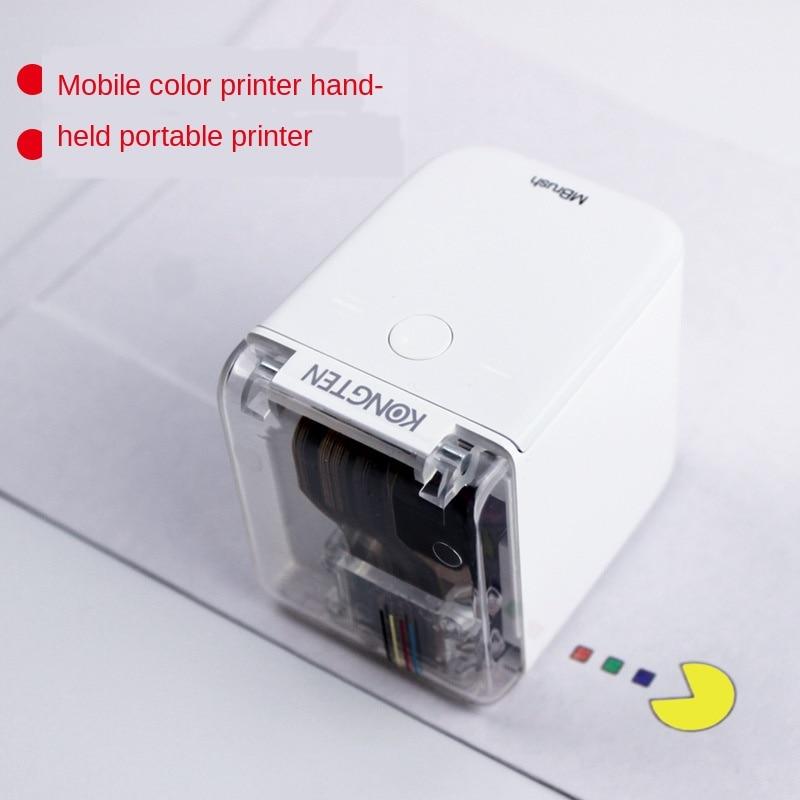 Портативный-струйный-мини-принтер-mbrush-цветной-Штрих-код-с-чернильными-картриджами-ручной-принтер-«сделай-сам»