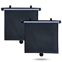 40 45 sunshade curtain window shade adjustable width of the curtain with fine workmanship good appearance